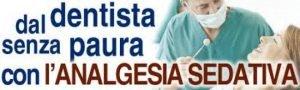 sedazione cosciente dentista negrar verona
