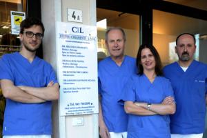 Team Studio Chiamenti lista odontoiatria laser