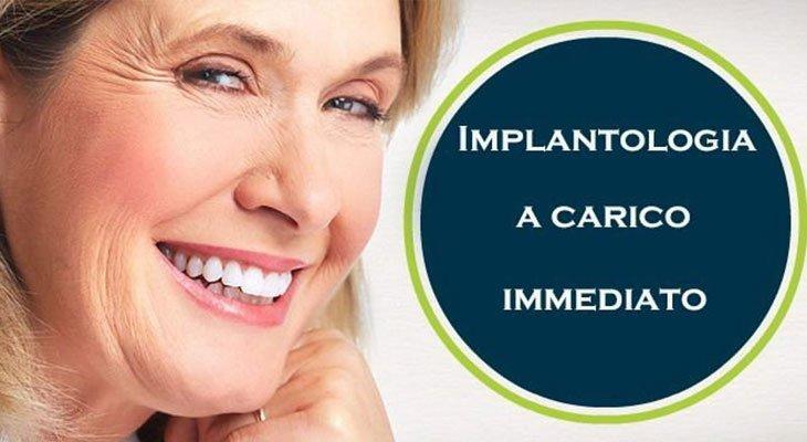 La corona su impianto dentale richiede tempi lunghi? No, c'è il carico immediato.